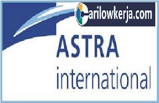 INFO Lowongan Kerja PT.Astra International Tbk Terbaru 2017