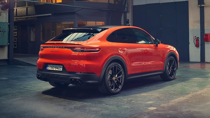 New Cayenne S Coupe 2020 Next Fall 434 Horsepower