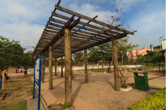 Parque Pinheirinho D'Água. Foto: acervo PMSP