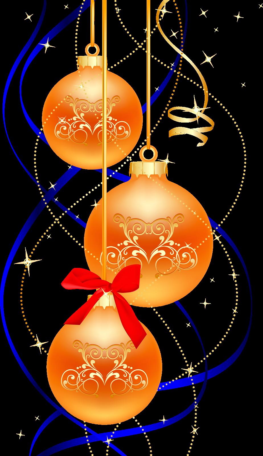 Esferas doradas