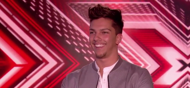 Este es el doble de Louis Tomlinson en The X Factor UK