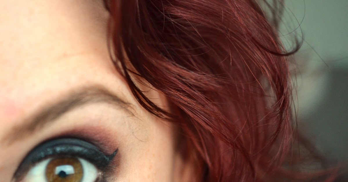 Olia haarfarbe rot test