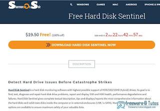 Hard Disk Sentinel giveaway