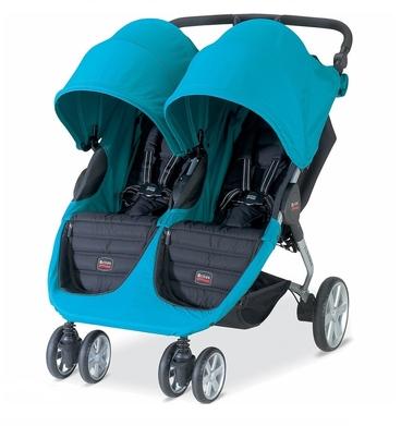 Wans Wanz Shop Britax B Agile Double Stroller