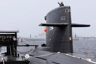 Saingi China, Taiwan Bakal Bikin Kapal Selam Sendiri
