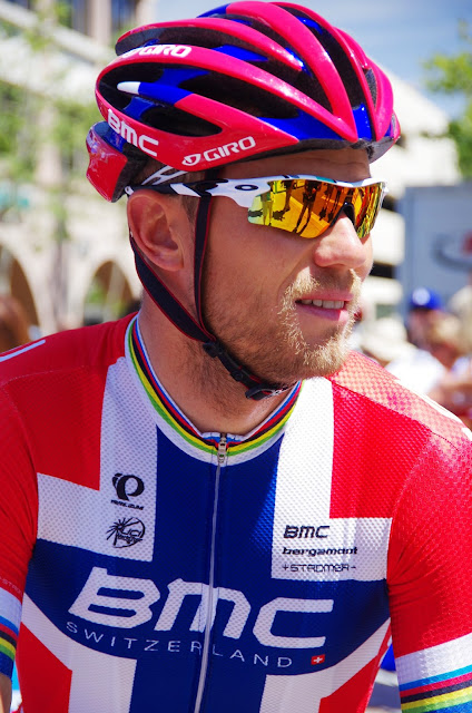 Thor Hushovd - Pedal Dancer