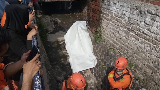 Bandung Hujan Deras, Driver OJOL Tewas Terseret Arus di Dago, Jasadnya Ditemukan di Sungai Ini