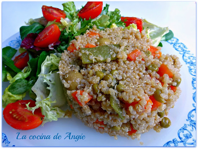 Ensaladilla De Quinoa