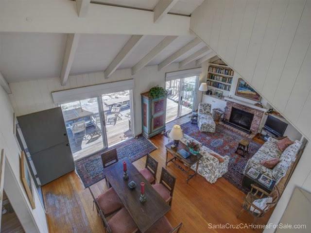 Ocean View Homes for Sale in Santa Cruz CA