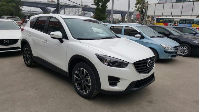 Một loạt dòng xe Mazda buộc thu hồi do lỗi hỏng nắp cốp xe