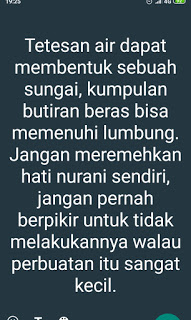 Kata bijak dan kata mutiara