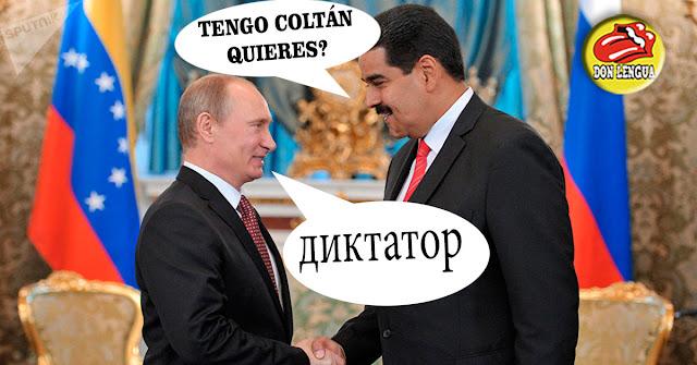 Maduro llegó a Rusia y está esperando a que Putin tenga tiempo libre para venderle el resto del país