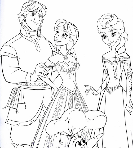 Co Coloring Pages To Print Frozen  Image Via Freecoloringpages Co Uk