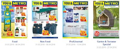 METRO prospekte-kataloge angebote Mai 2016