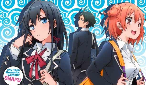 Anime Mirip Nisekoi Terbaik - Oregairu