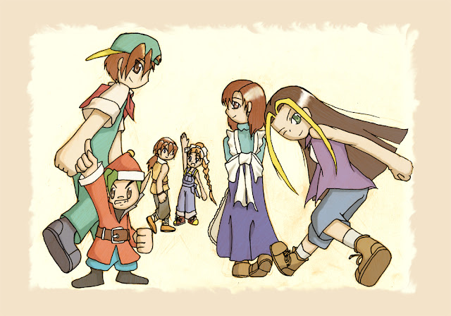 Panduan Lengkap Harvest Moon Back to Natue