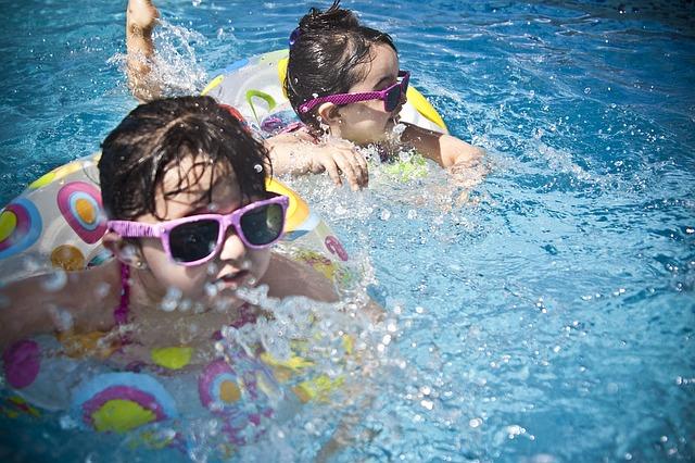 belajar berenang anak