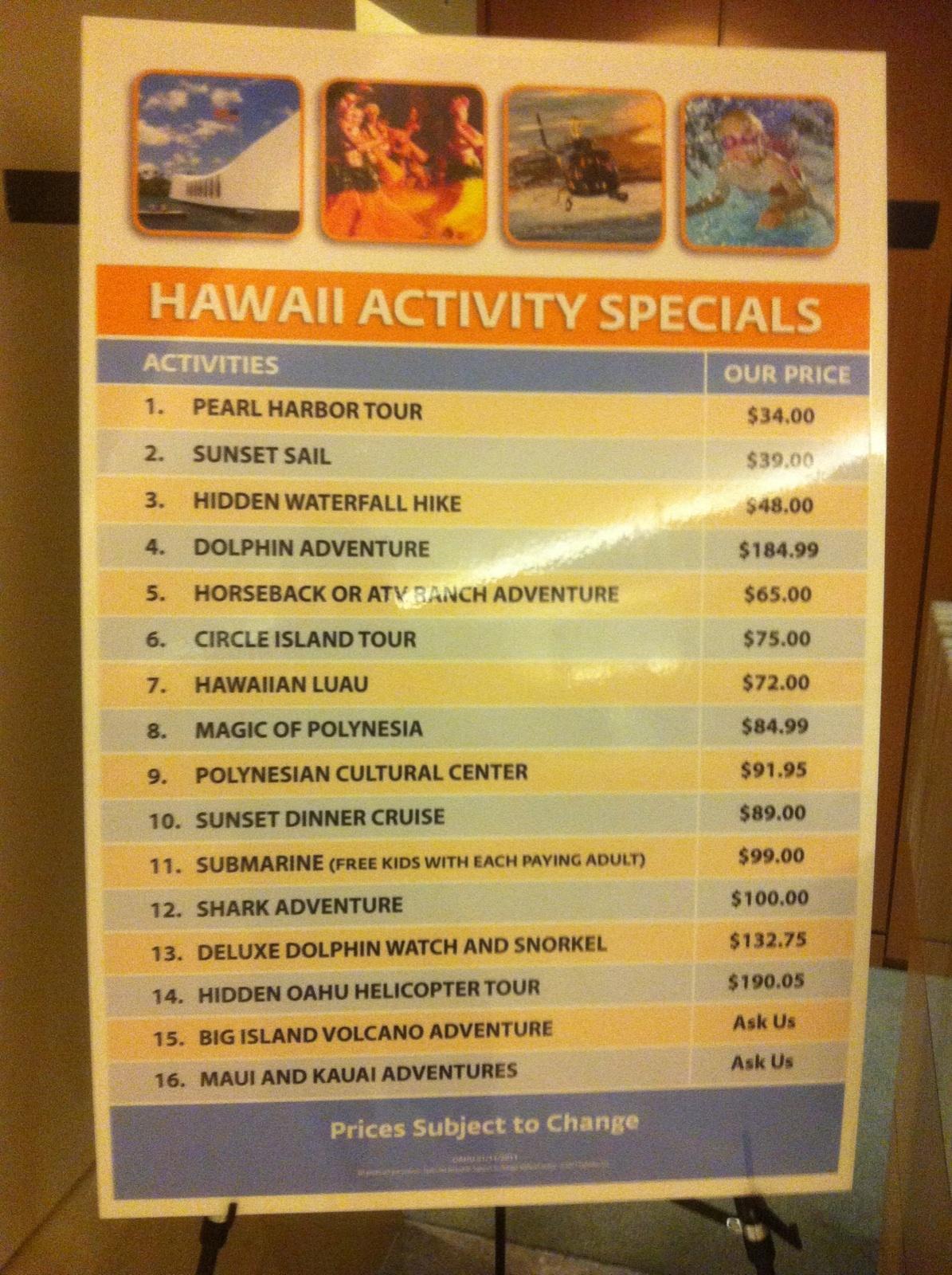 Hawaii Discount Tours And Hawaii Activities - Discount hawaii