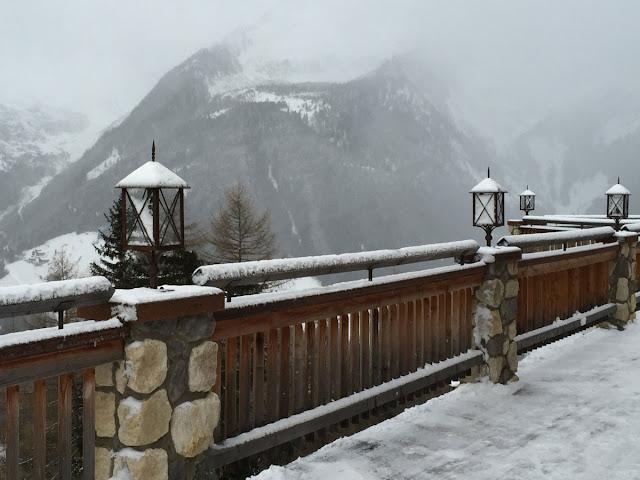 Neve sul ponte