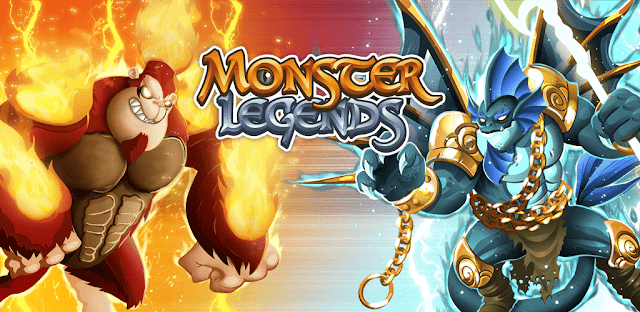 Monster Legends – RPG apk