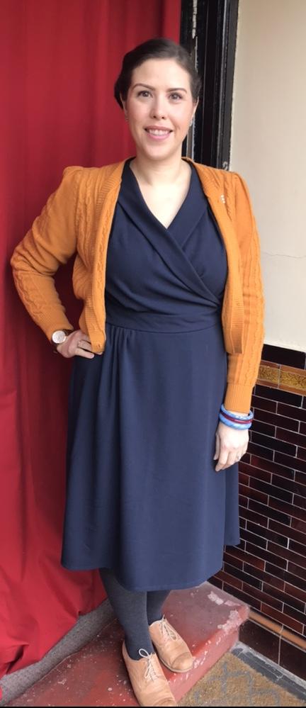 Sew Over It 1940s Wrap Dress