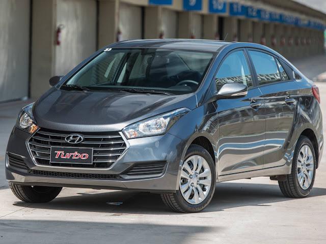 Hyundai Hb20 2016 Turbo