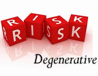 bahayanya penyakit degeneratif