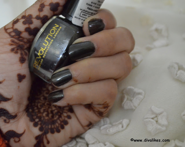 Makeup Revolution Nail Polish Maybe Tonight Nails