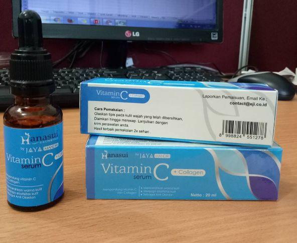 Serum Collagen Vit C dan E