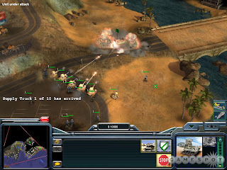 generals screen005 Download PC Game Command and Conquer Generals Zero Hour full Version