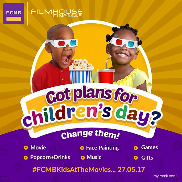 FCMB CHILDREN'S DAY CONTEST