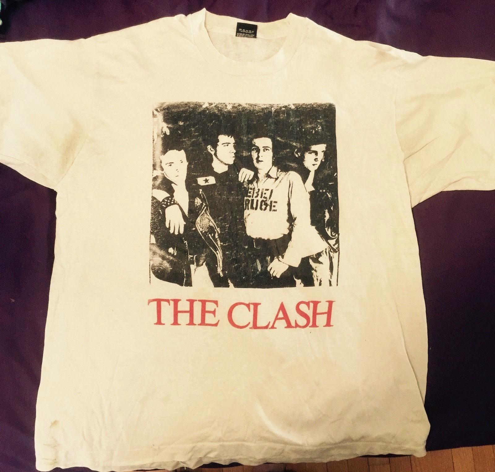 Vintage Clash 14