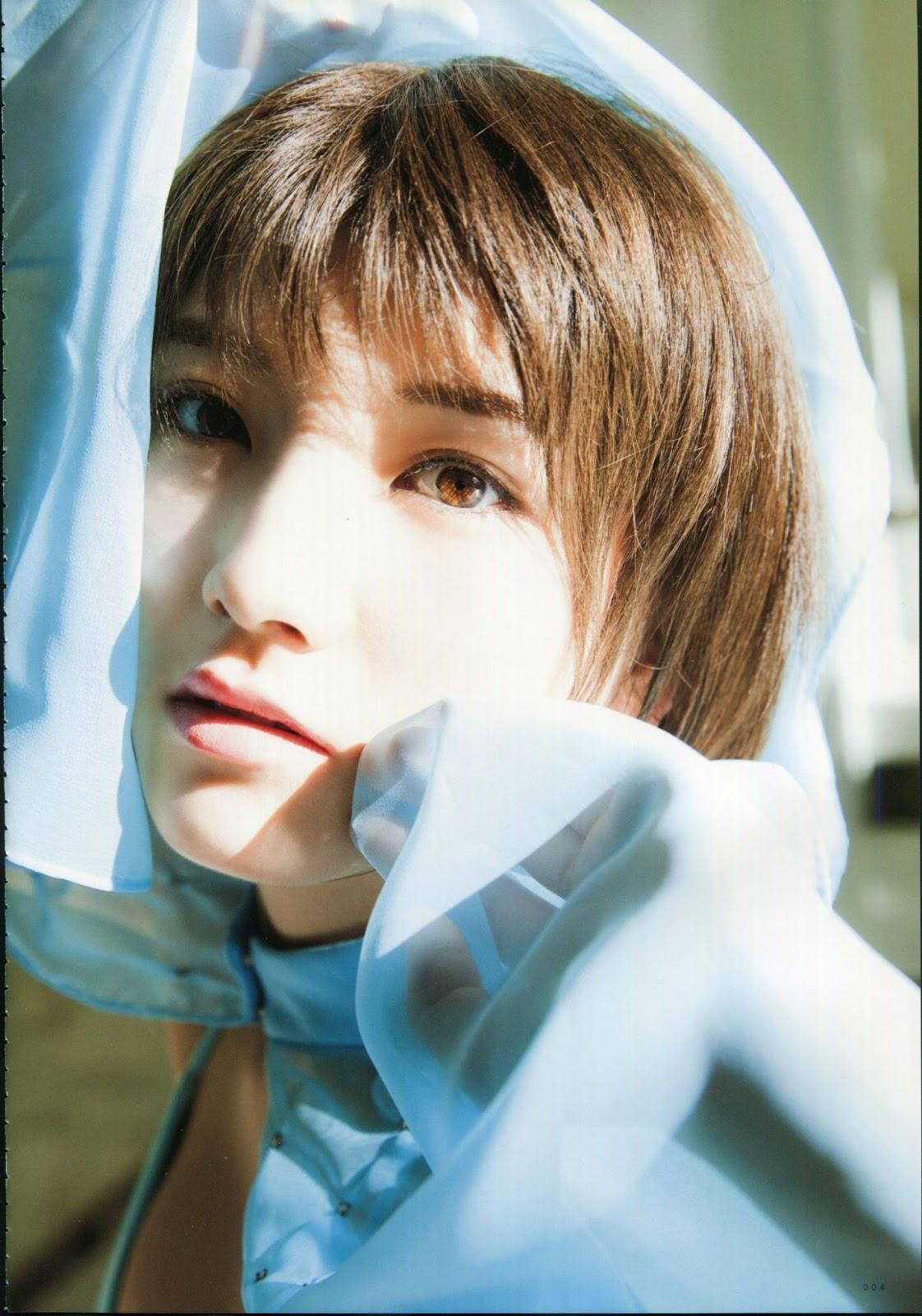 Okada Nana 岡田奈々, UTB 2018 No.05 vol.265 (アップトゥボーイ 2018年5月号)