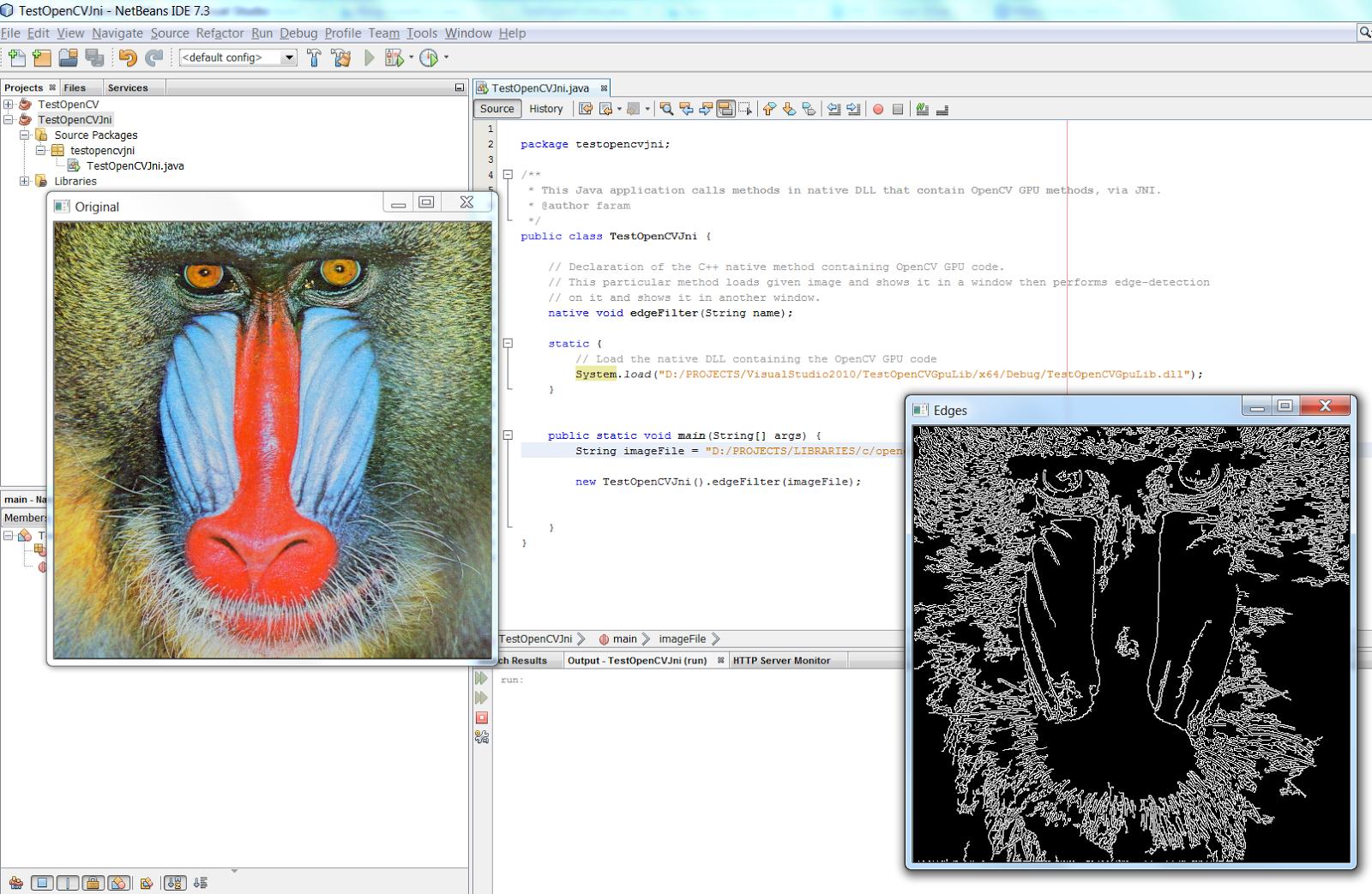 Faram's Website: Building OpenCV 2 4 8 with CUDA and running GPU
