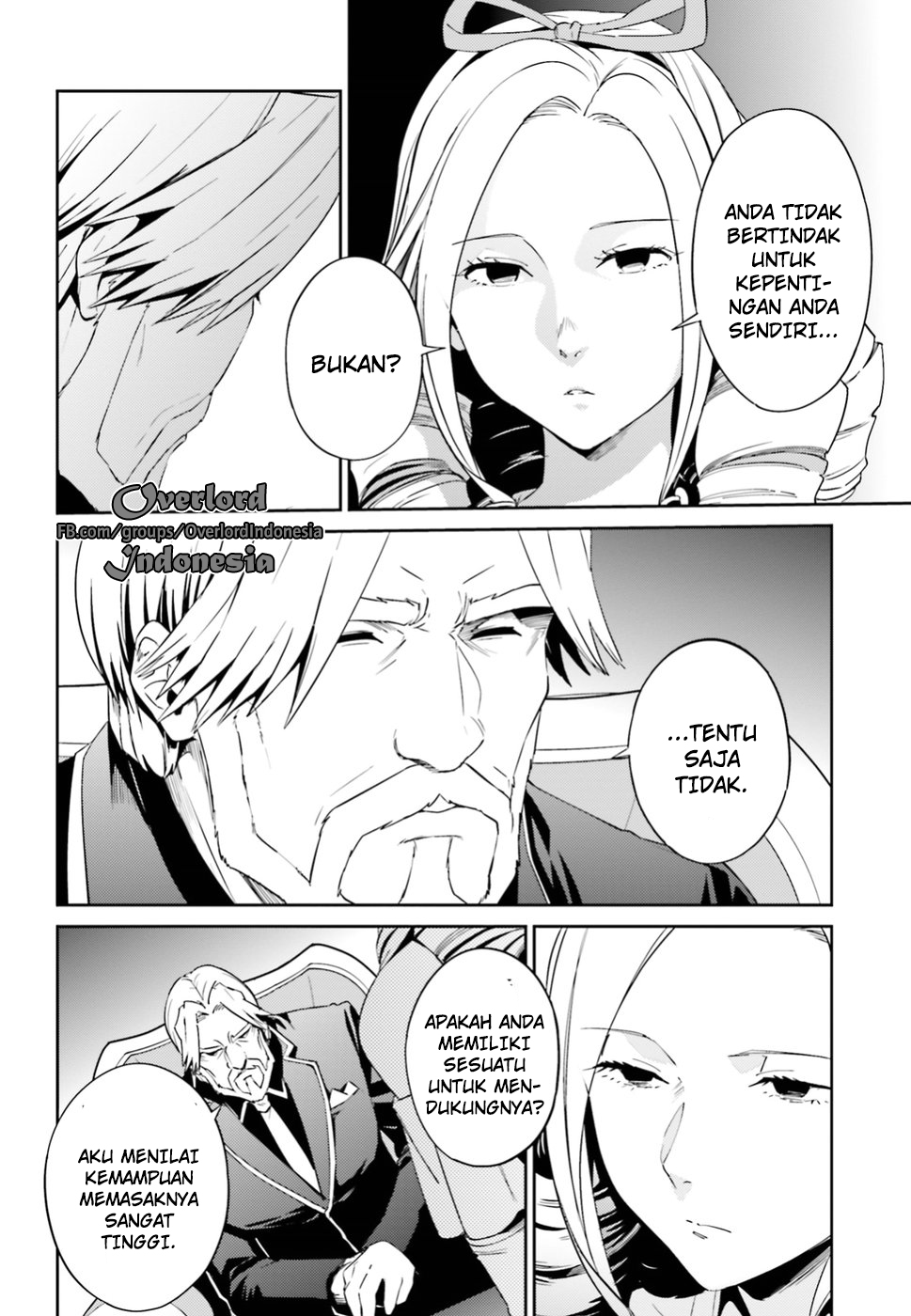 Baca Manga Overlord chapter 33 Bahasa Indonesia