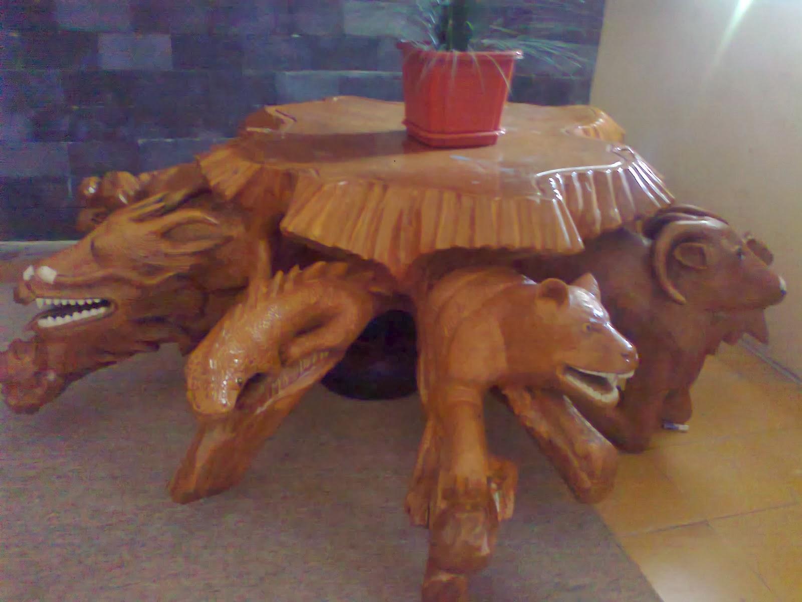 Furniture Kayu Jati Unik Rumah Idamanku