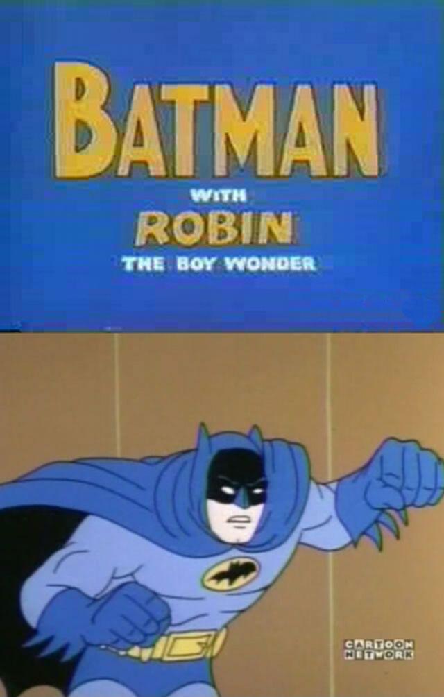 Shmegalamonga: Superheroes Two: Part 2.5, Batman (Part 2)