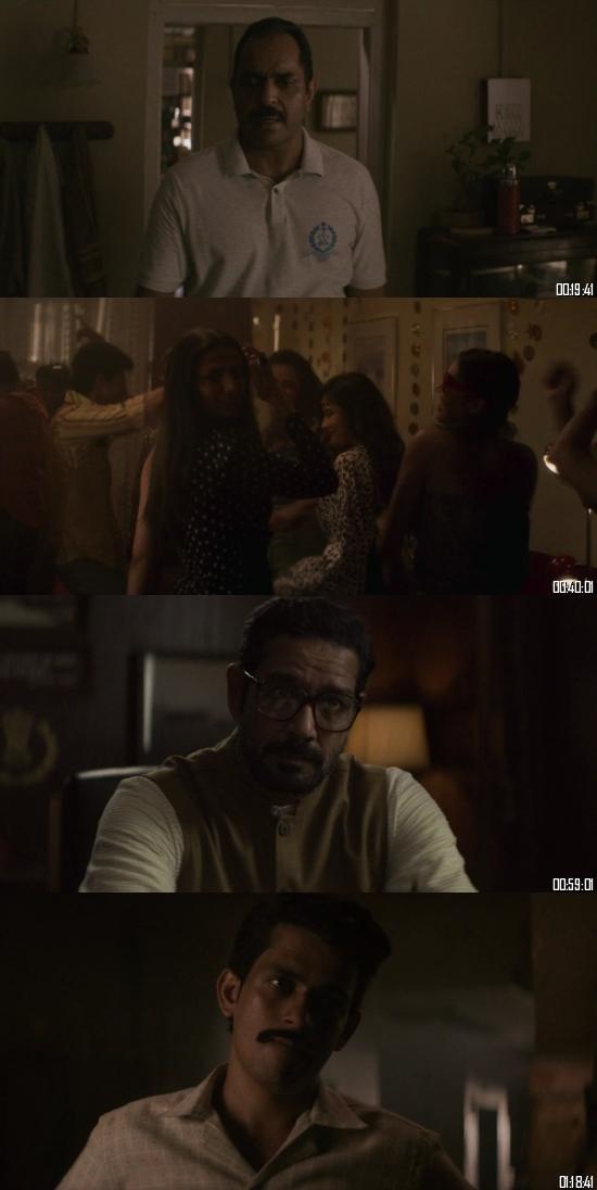 Class of 83 (2020) Hindi 720p 480p WEB-DL x264 Full Movie