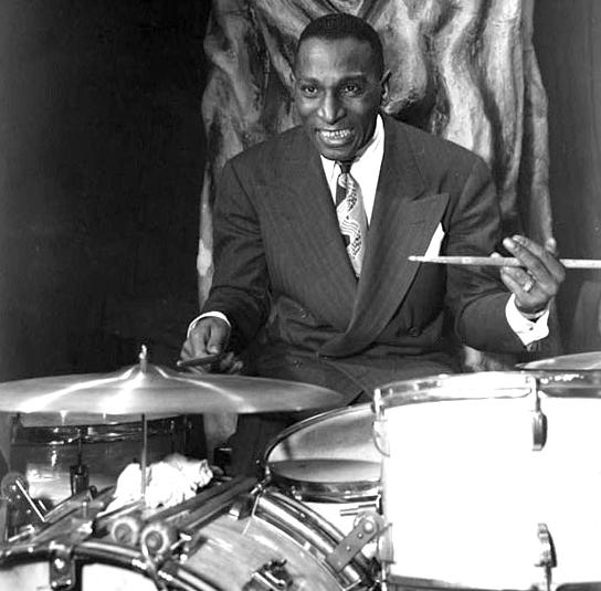 Earl Hines - Cozy Cole - Grande Parade du Jazz