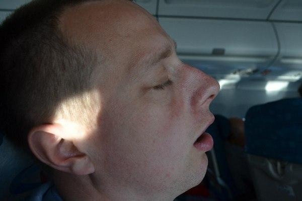 Переезд в Новосибирск на самолете.