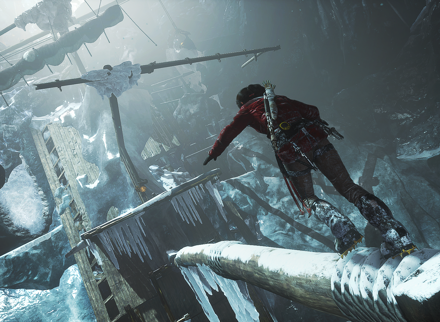 Review Rise Of The Tomb Raider 20 Year Celebration Sony