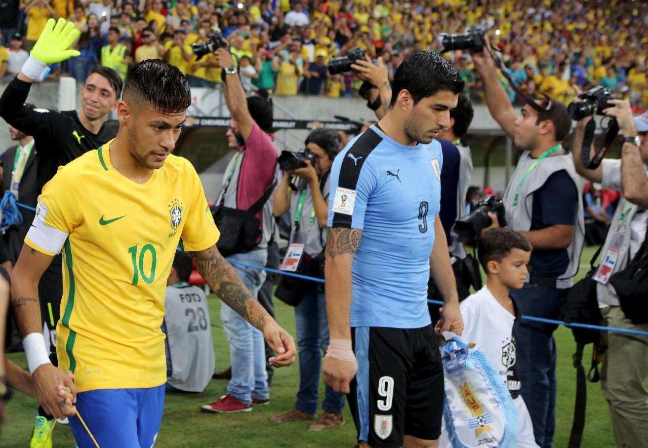 مباراة البرازيل وأوروجواي بث مباشر 16-11-2018 مباراة وديه دولية 2018