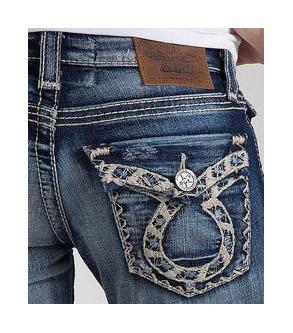 Слишком большие карманы на джинсах