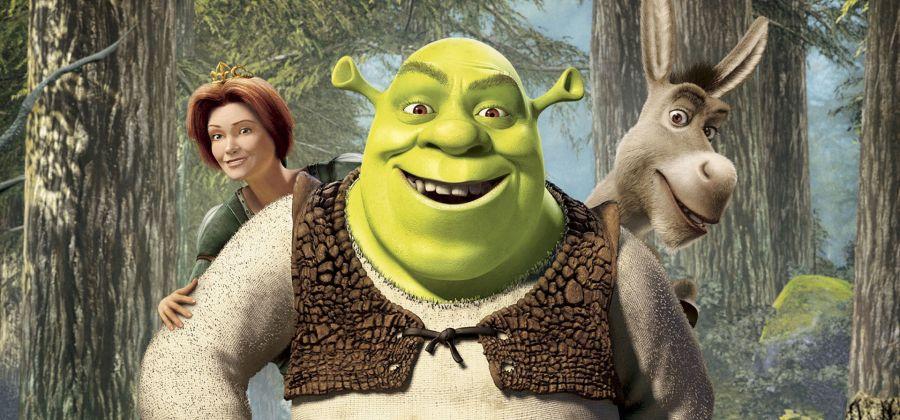 Shrek - Todos os Filmes Torrent Imagem