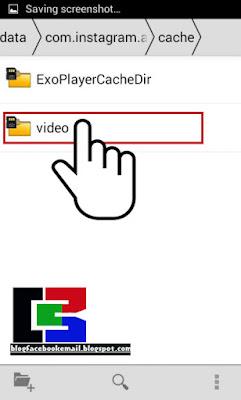cara simpan video di  instagram dengan mudah tanpa aplikasi