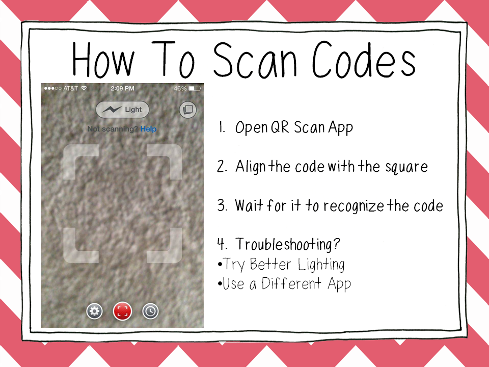 Primary Junction: Using QR Codes in the Classroom - Part 1