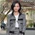 Liu Shishi marca presença na Front Row do desfile da Chanel na Semana de Moda de Paris como parte da Alta Costura Outono / Inverno 2017-2018 em Paris, França – 04/07/2017