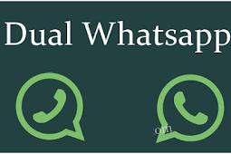 Cara install dua aplikasi whatsapp dalam satu hp android 100% work