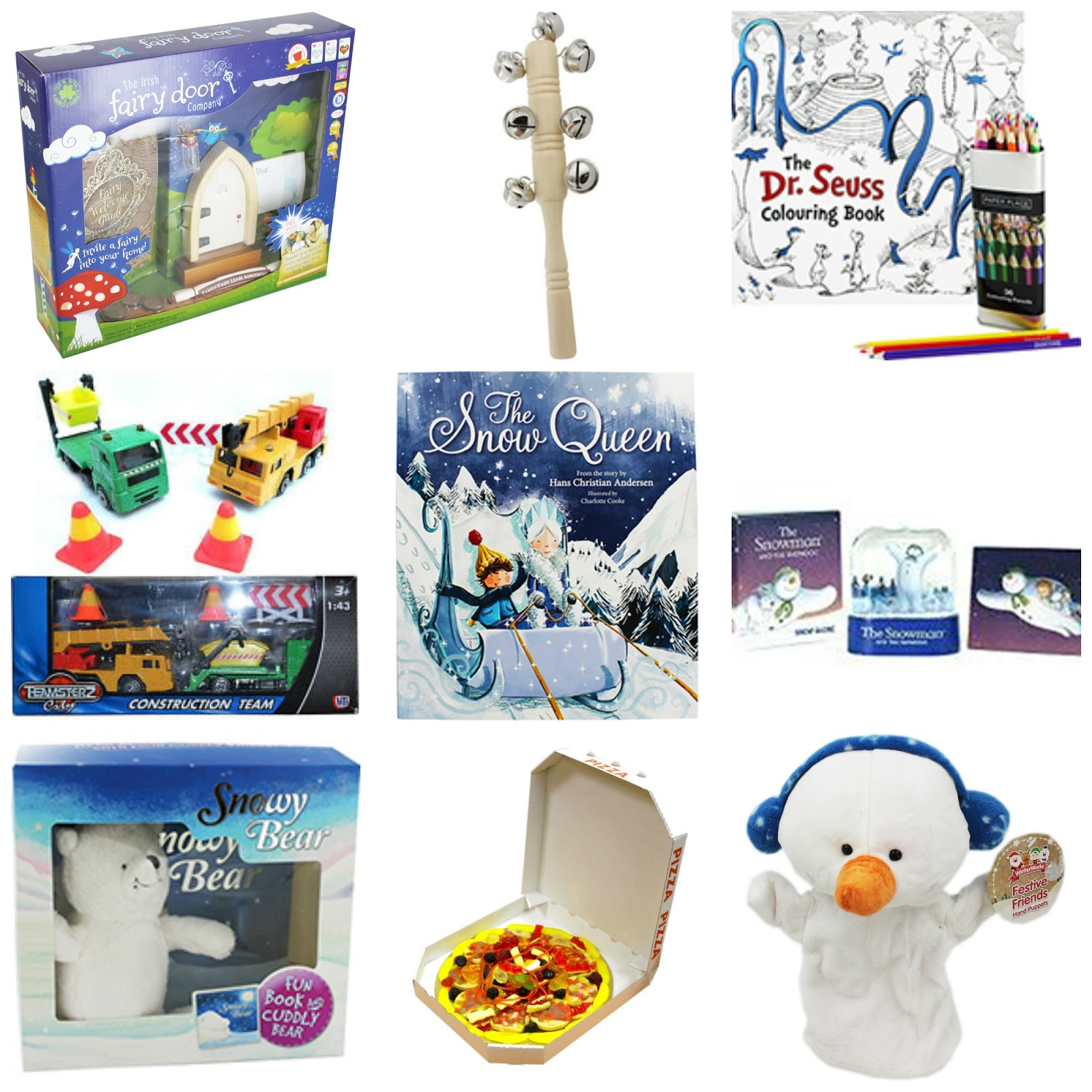 9 Great & Inexpensive Stocking Fillers For Kids ♥   Dolly Dowsie