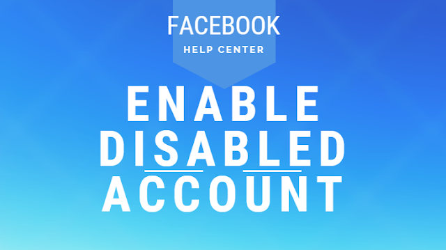 Enable disabled account